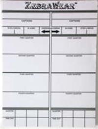 ZebraWear Score Cards